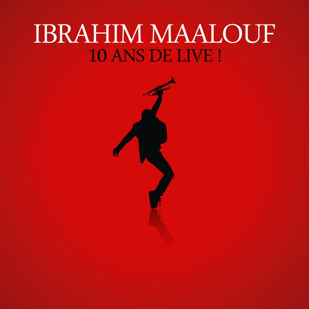 Best-Of des lives de trompette d'Ibrahim Maalouf